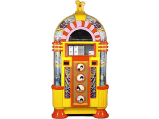 yellow sub jukebox